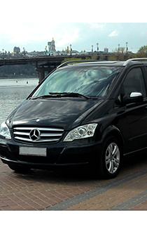 Минивэн такси Краснодар - Береговое (Феодосия)